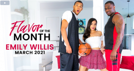 Emily Willis - March 2021 Flavor Of The Month Emily Willis