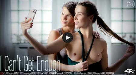 Alexis Crystal, Sarah Kay - I Can't Get Enough