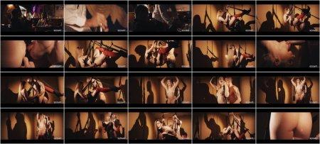 Alexis Crystal, Eveline Dellai, Angelo Godshack, Maxmilian Dior - Club Part 1