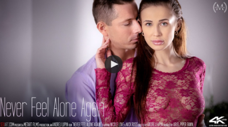 Nicole Love, Nick Ross - Never Feel Alone Again ( metartvip )