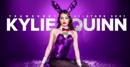 Kylie Quinn, Duncan Saint - Humping Like Bunnies ( teamskeet )