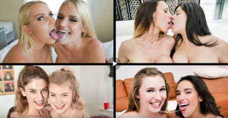 Sarah Lace, Danni Rivers, Alexis Fawx, Misty Stone, Marcus London - What's Mine Is Yours ( teamskeet )