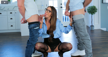 Silvia Saige - Who Wants To Be Teachers Pet ( nubiles-porn )