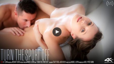 Stacy Cruz, Nick Ross - Turn The Sport Off ( metartvip )