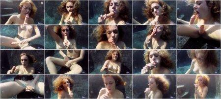 Taylor Dare - Dildo Play ( sexunderwater )