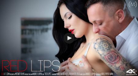 Vanessa Decke, Dorian Del Isla - Red Lips ( metartvip )