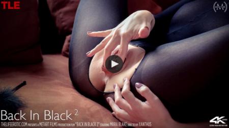 Mara Blake - Back In Black 2 ( metartvip )