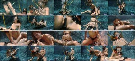 Cadence Lux - How to Hookah! ( sexunderwater )