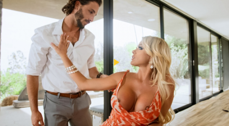 Lucas Frost, Chanel St James - Farewell Fucking ( brazzers )